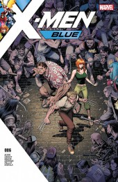 X-Men: Blue (2017) -6- Issue 6