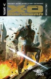 X-O Manowar -INT01 TS- Intégrale Tome 1