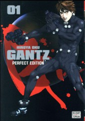 Gantz (Perfect Edition) -1- Tome 1