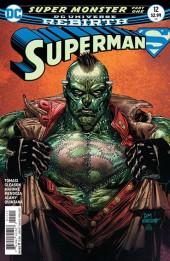 Superman (2016) -12- Super-Monster (Part one)