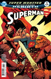 Superman (2016) -13- Super-Monster (Part two)