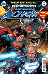 Action Comics (1938) -969- Men of Steel - Part 3