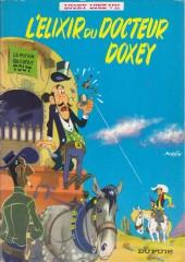 Lucky Luke -7b83- L'elixir du Docteur Doxey