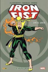Iron Fist (L'Intégrale) -1- 1974-1975