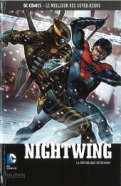DC Comics - Le Meilleur des Super-Héros -50- Nightwing - La République de Demain