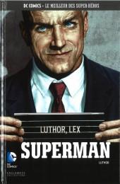 DC Comics - Le Meilleur des Super-Héros -51- Superman - Luthor