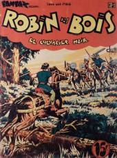Robin des bois (Pierre Mouchot) -5- Le chevalier noir