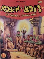 Robin des bois (Pierre Mouchot) -18- Les conjurés de Chapter-House