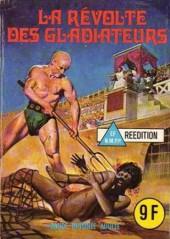 Les grands classiques de l'épouvante -69- La révolte des gladiateurs