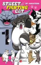 Street Fighting Cat -1- Tome 1