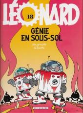 Léonard -18b12- Génie en sous-sol
