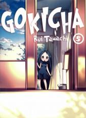 Gokicha -5- Tome 5