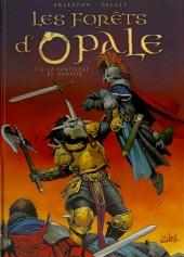 Les forêts d'Opale -6a- Le sortilège du pontife