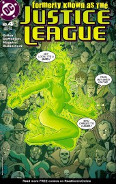 Formerly known as the justice league -4- Tome 4
