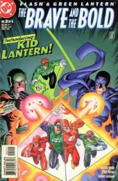 Flash & Green Lantern - The Brave and the Bold (1999) -2- Lightspeed