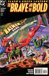 Flash & Green Lantern - The Brave and the Bold (1999) -3- A world of hurt