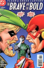 Flash & Green Lantern - The Brave and the Bold (1999) -4- How many times can a man turn his head?