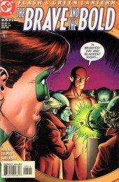 Flash & Green Lantern - The Brave and the Bold (1999) -5- The man without fearlessness