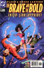 Flash & Green Lantern - The Brave and the Bold (1999) -6- Running on empty