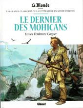 Les grands Classiques de la littérature en bande dessinée -14- Le Dernier des Mohicans