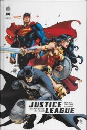 Justice League Rebirth -1TL- Les Machines du chaos