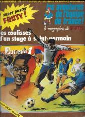 Les aventures de l'équipe de France! -2- Les Coulisses d'un stage à Saint-Germain