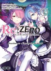 Re:Zero (Re : Life in a different world from zero) -21- Deuxième arc : Une semaine au manoir - 1