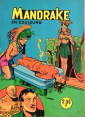 Mandrake (1e Série - Remparts) (Mondes Mystérieux - 1) -HS02- Recueil HS2 (07, 08, 09, 10, 11, 12)