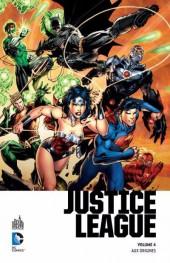 Batman (Urban Premium) -4- Justice League - Aux origines