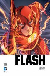 Batman (Urban Premium) -10- Flash - De l'avant