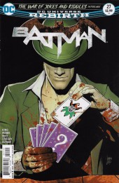 Batman (2016) -27- The Ballad of Kite Man, Part One