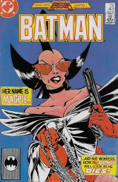 Batman Vol.1 (DC Comics - 1940) -401A- A Bird in the Hand...