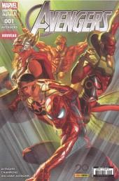 Avengers (Marvel France - 2017) -1- Guerre totale