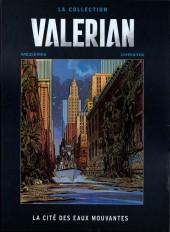 Valérian - La collection (Hachette) -1- La Cité des eaux mouvantes