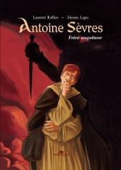Antoine Sèvres -INT- Frère enquêteur