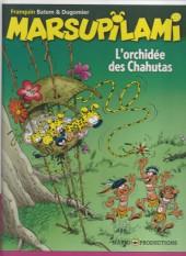 Marsupilami -17b- L'orchidée des Chahutas