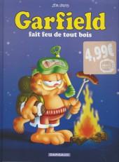 Garfield -16HTV- Fait feu de tout bois