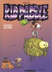 Kid Paddle -6HTV17- Rodéo Blork