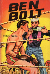 Ben Bolt - Aventures sportives -Rec02- Album N°2 (du n°4 au n°6)