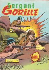 Sergent Gorille -83- Une nouvelle recrue