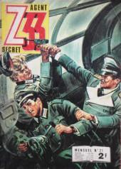Z33 agent secret -21- Les corbeaux pleurent la nuit