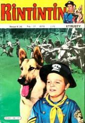 Rin Tin Tin & Rusty (2e série) -148- Le justicier des commanches