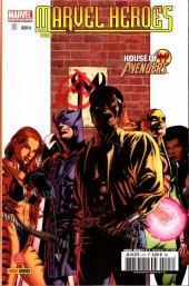 Marvel Heroes Hors Série (Marvel France - 2008) -3- House of m : vengeurs