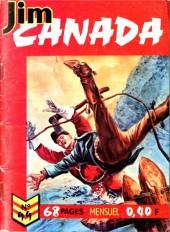 Jim Canada -99- Il fuyait la justice