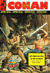 Conan (Super Spécial) (Mon journal) -3- Les rois du feu et de la nuit