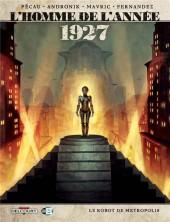 L'homme de l'année -12- 1927