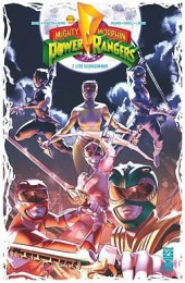 Power Rangers (Mighty Morphin Power Rangers) -2- L'Ère du dragon noir