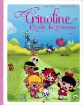 Crinoline, l'école des princesses -1- Oh les amoureux !
