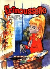Frimoussette -115- Frimoussette reporter : le Gang des œuvres d'art