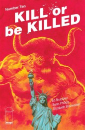 Kill or be Killed (2016) -10- Number Ten